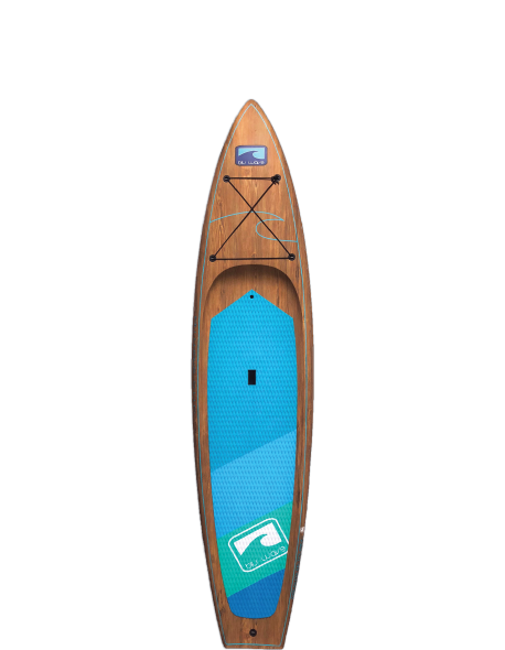 The Armada 11.6 Touring - Wood Finish