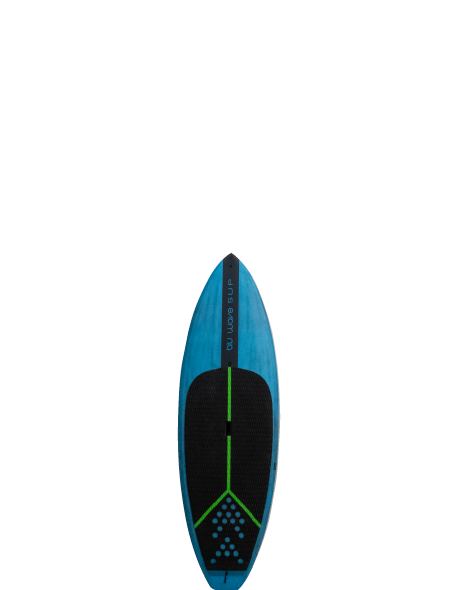 The Wave Rider Pro Elite 7.6