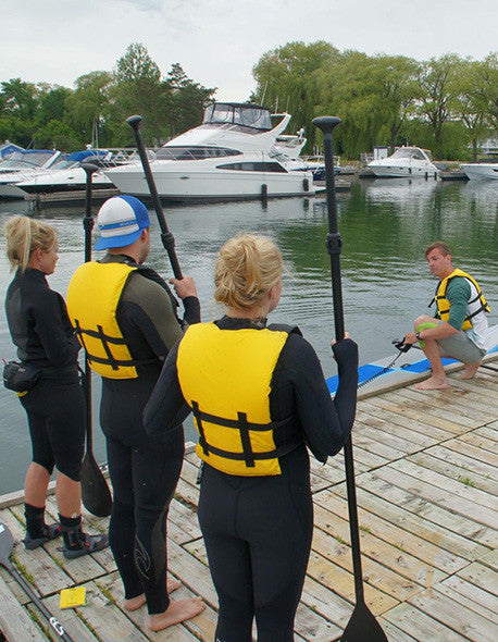 Basic Paddle Canada Certification Course