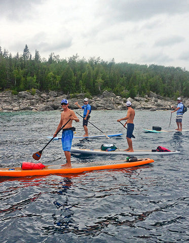 Advanced Paddle Canada Certification Course
