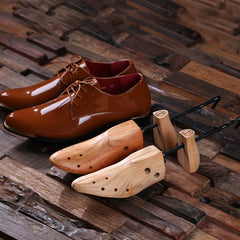 Personalised Wood Shoe Stretcher