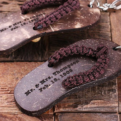 Personalised Slipper Keyring
