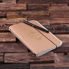 Personalised Journal with Dividers