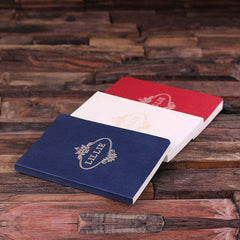 Personalised Portfolio Journal Set