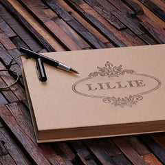 Personalised Scrapbook/Guestbook