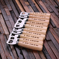 Personalised Beer Bottle Opener