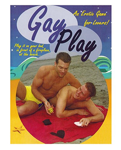 Gay Play Throw Game for Men