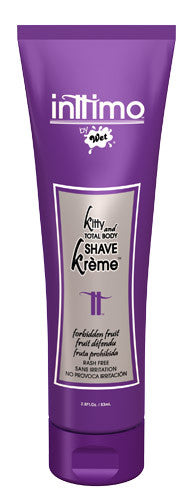 Inttimo Shave Kreme - 2.8 oz Tube Forbidden Fruit