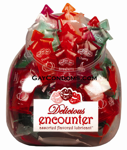 Delicious Encounter Flavored Pillow Packs
