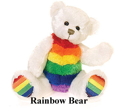 Pride Plush Bear Quentin