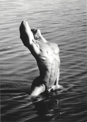 Water Stretch - Men's Card