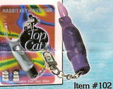 Rabbit Key RIngs Vibe - Adult Toy