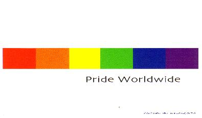 Pride Worldwide - Sticker