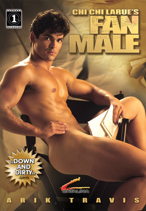 Fan Male DVD