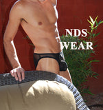 Men's See Through Brief - Underwear
