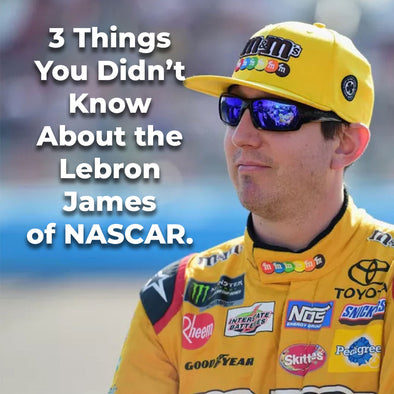 3 Things You Didn't Know About the Lebron James of NASCAR