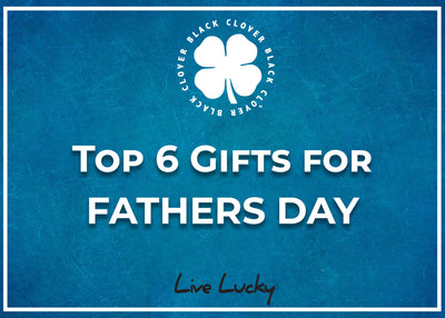 Top 6 Gifts For Father's Day