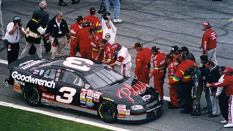 Dale Earnhardt Wins Daytona 500