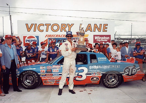 Richard Petty Wins 200th Race