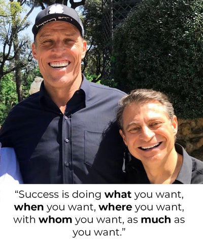 Tony Robbins Quote Five