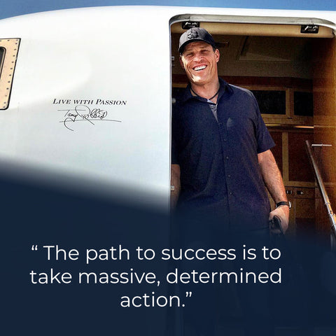 Tony Robbins Quote Three