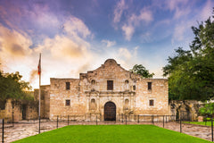 Visit the Alamo during March Madness Finals
