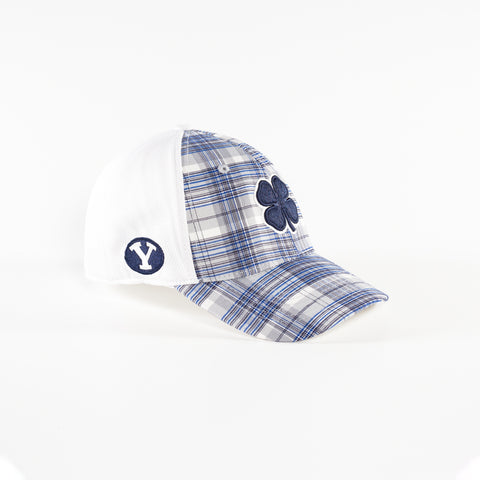 BYU Plaid Hat