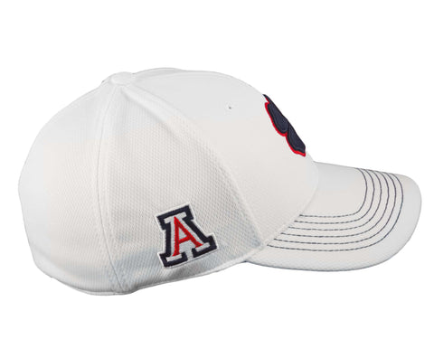 Black Clover University of Arizona Hat side view