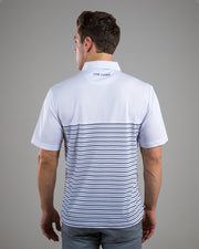 Cascade Polo - White