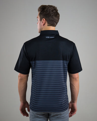 Cascade Polo - Black