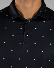 Cloverfield Polo - Black