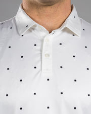 Cloverfield Polo - White
