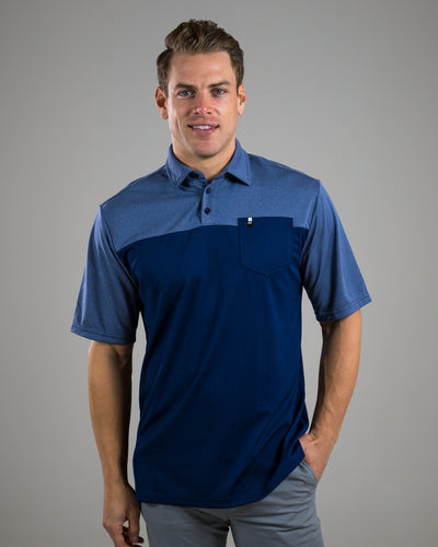 Kingdom Polo - Navy