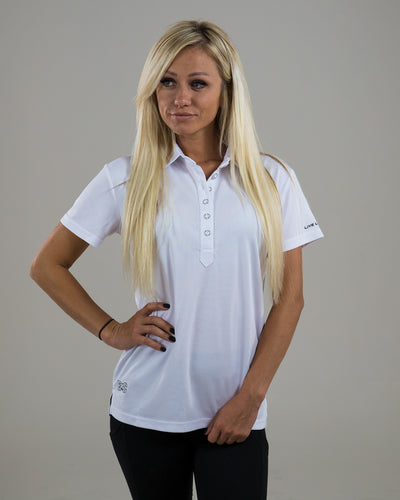 Ladies Basic Luck - White