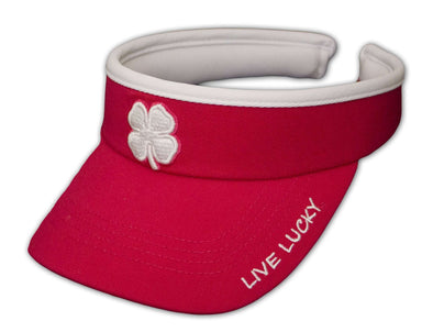Pink Visor side view