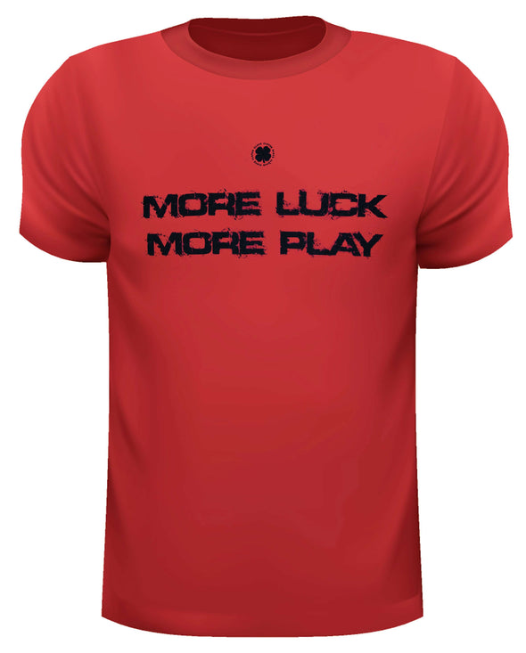 More Luck Tee