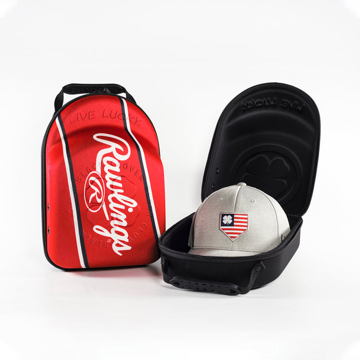 Black Clover + Rawlings Patch Hat Caddie