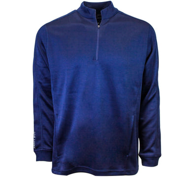 Lucky Rib Knit - Midnight Navy