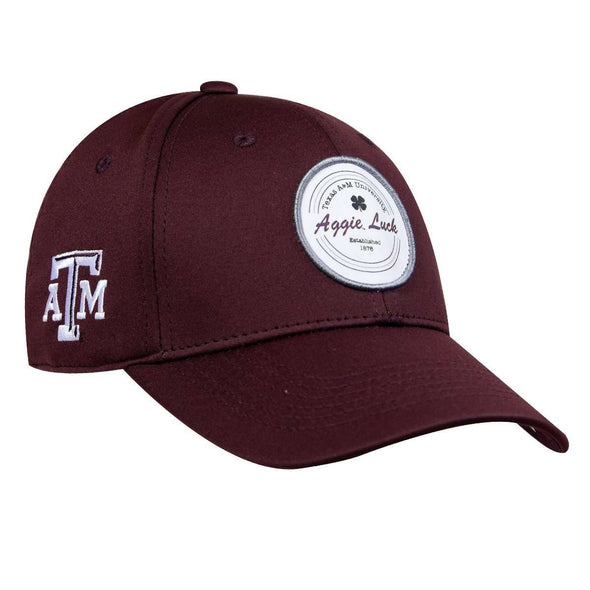 Texas A&M Patch Luck