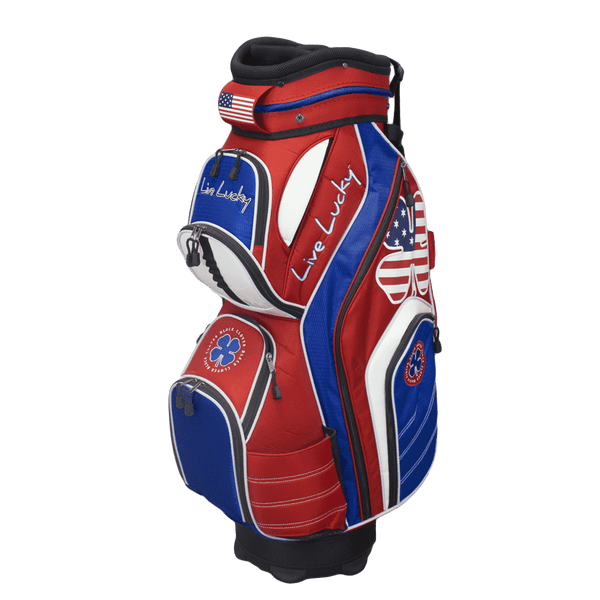 Limited Edition USA Cart Bag