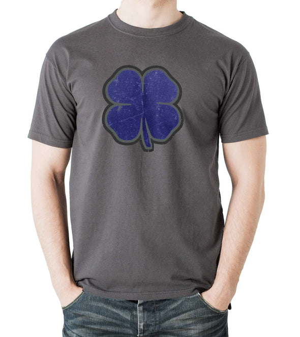 Vintage Luck T - Grey
