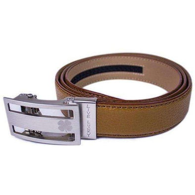 Lucky Belt: Brown