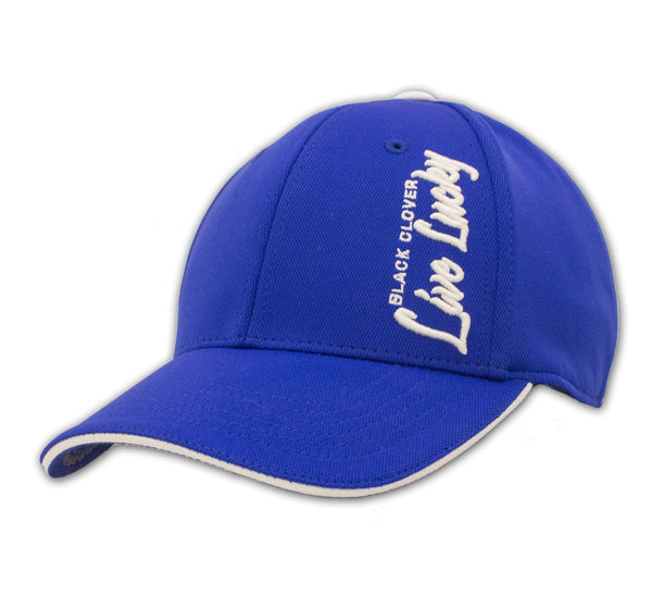 Black Clover Royal Blue Baseball Cap