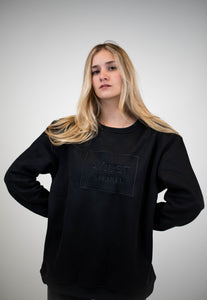Restless Crewneck Black Women