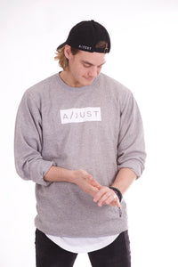 Adjust Box Logo Thermal Long-Sleeve