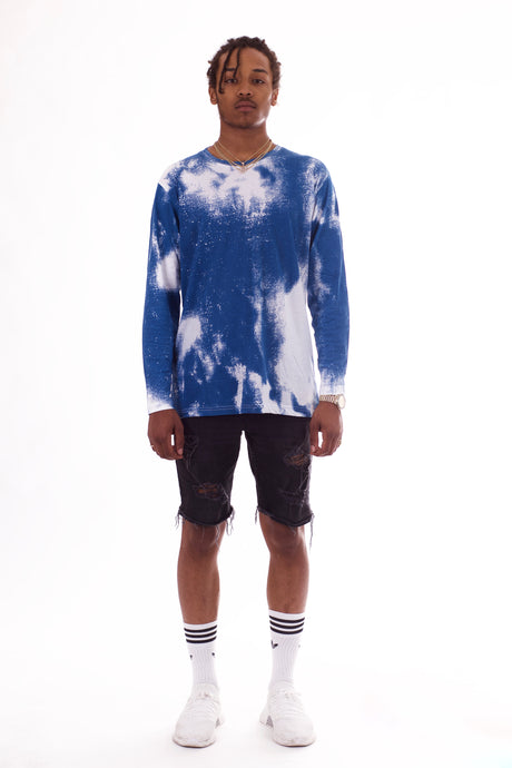 Young and Reckless Tie Dye Shirt