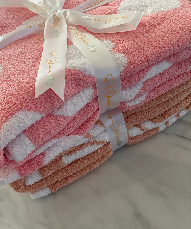 The Styled Collection Children's Blanket- Pre- Order June 30th