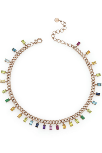 Hue Collar Necklace
