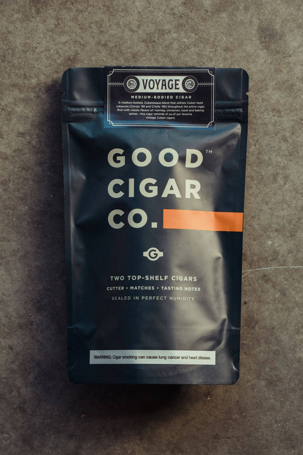 Voyage by Good Cigar Co - [Good Cigar Co]