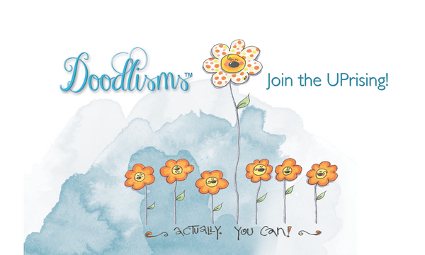 Join the UPrising with Doodlisms